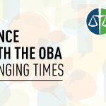 RODA'S 5TH ANNUAL DIVERSITY CONFERENCE IN PARTNERSHIP WITH THE OBA: RESILIENCE IN CHALLENGING TIMES  Dec. 9, 2019