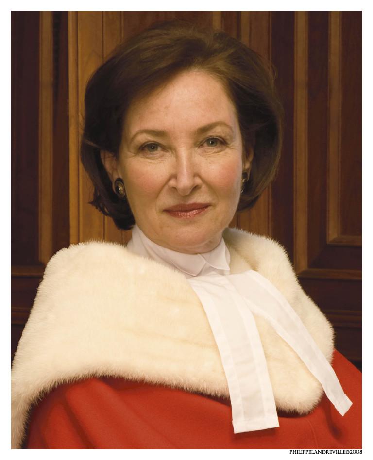 Justice Abella 2008
